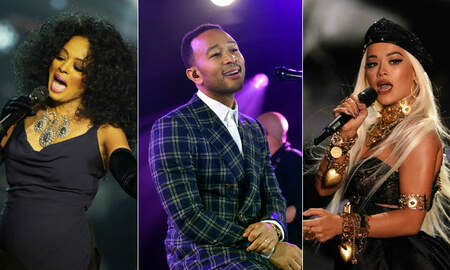 Trending - 2018 Macy's Thanksgiving Day Parade Line-up: Diana Ross, John Legend & More
