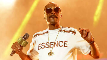 Trending - Snoop Dogg Is Getting A Star On The Hollywood Walk of Fame