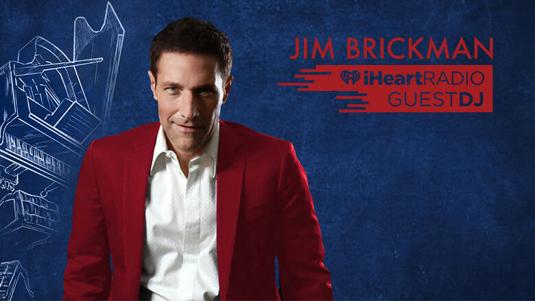 Jim Brickman Guest DJ