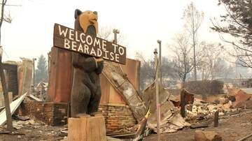 KOGO News File - Photos From Paradise, Camp Fire Devastation