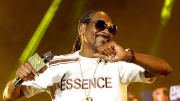 Jesse Lozano - Snoop Dogg to Receive a Star on the Hollywood Walk of Fame