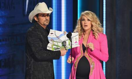 Music News - Carrie Underwood Announces Gender Of Baby No. 2: Twitter Reacts