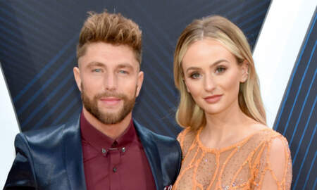 Entertainment News - Chris Lane Gushes About Girlfriend Lauren Bushnell, Reveals How They Met