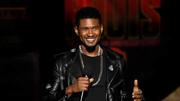 EJ - A New Album From Usher May Be In The Works