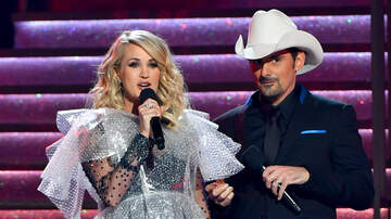 CMT Cody Alan - Carrie Underwood And Brad Paisley CMA Moments We Actually LOL'ed At