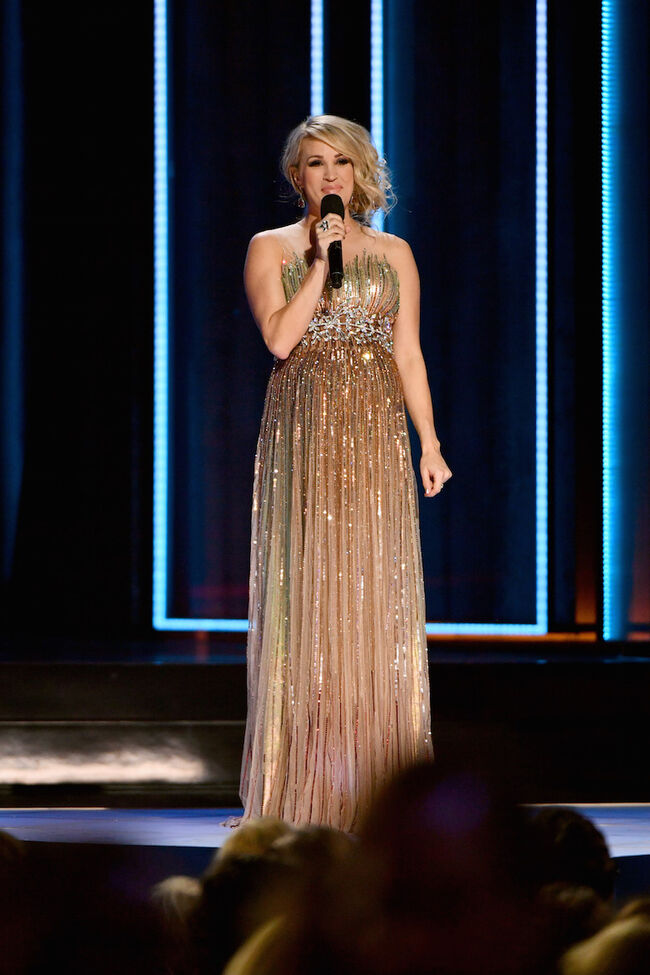 Carrie Underwood 2018 CMAs