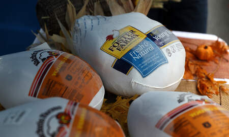 Tim Conway Jr - People Are Stealing Turkeys From The Supermarket
