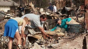 food-and-funds - Help California Wildfire Victims