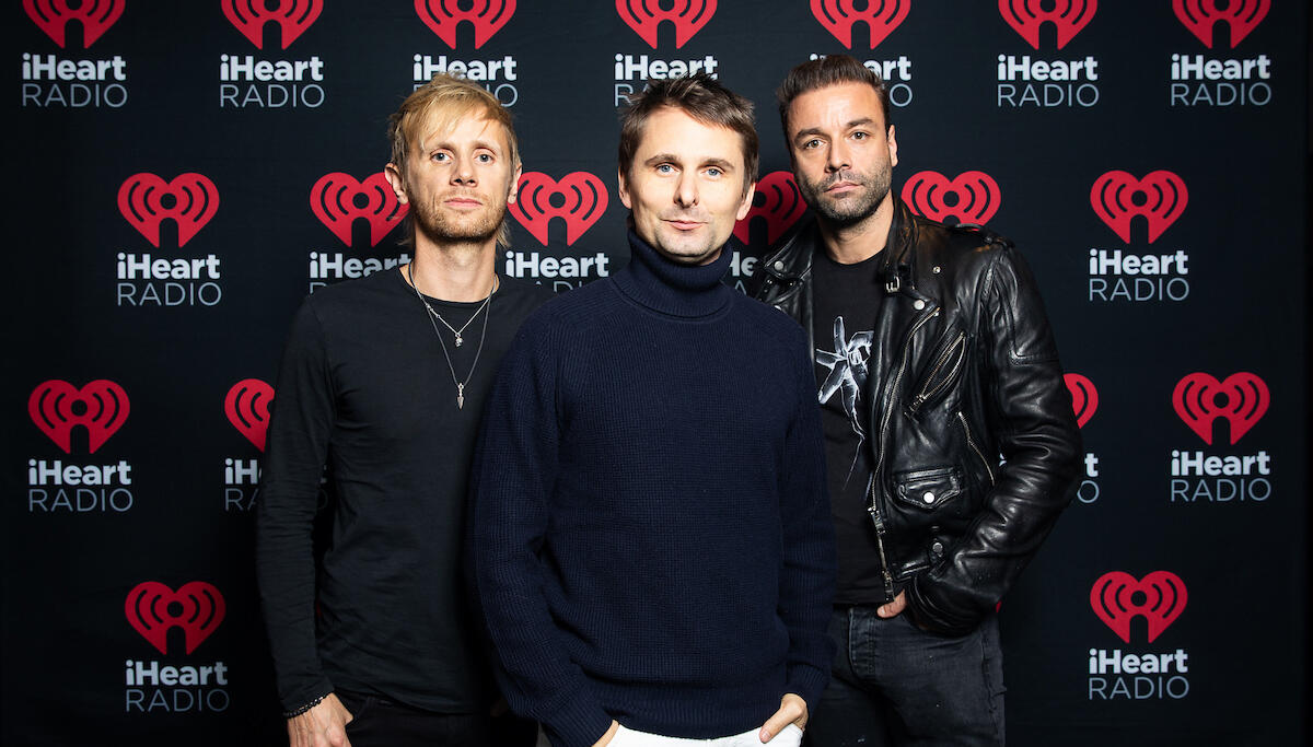 Photo: Rachel Kaplan for iHeartRadio