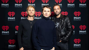iHeartRadio Live - How Muse Rediscovered Humanity on 'Simulation Theory'