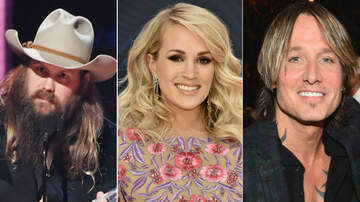 iHeartCountry - 2018 CMAs: Carrie Underwood's Big News, Keith Urban Nabs Top Honor & More