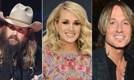 Music News - 2018 CMAs: Carrie Underwood's Big News, Keith Urban Nabs Top Honor & More