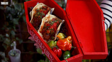 Barbi - Taco So Hot It's Served in a Coffin!