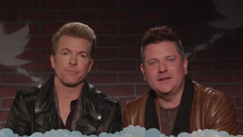 Rascal Flatts, Kacey Musgraves & More Face Trolls In Kimmel's 'Mean Tweets'