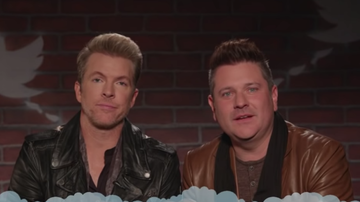 iHeartCountry - Rascal Flatts, Kacey Musgraves & More Face Trolls In Kimmel's 'Mean Tweets'