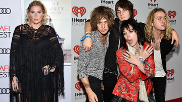 Trending - Kesha And The Struts Unite For Body Talks On The Tonight Show