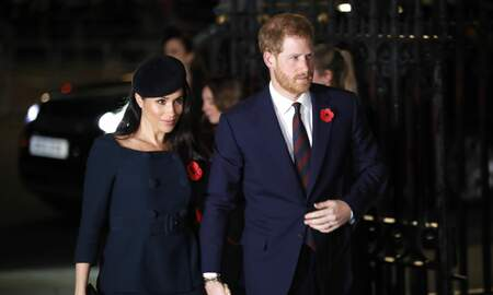 Entertainment News - Secret Photos Of Meghan Markle And Prince Harry At A Private Dinner Leaked