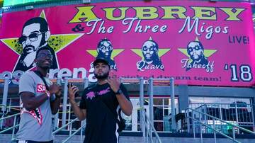 Photos - Aubery and the 3 Migos Day 1