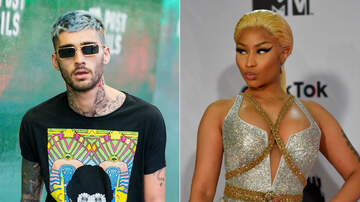 Trending - ZAYN Teams Up With Nicki Minaj For EDM-Charged 'No Candle No Light' Collab