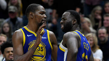 Battle - Draymond Green Addresses Awkward Kevin Durant Situation