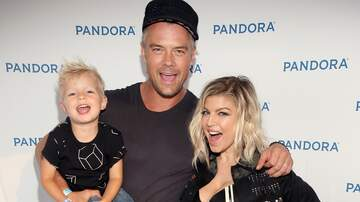 Brooke Morrison - Fergie Posts Adorable Video Of Son Singing For Dad Josh Duhamel's Birthday