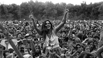 Brooke Morrison - There Might Actually Be Another Woodstock In The Near Future