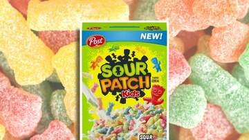 Katie Price - Sour Patch Kids Cereal?! Yay Or Nay?
