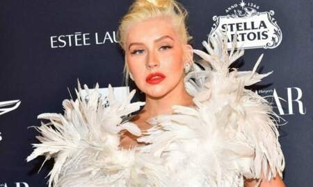 Lindsey Marie - Christina Aguilera Asks To Sing With Band In New Orleans And Gets DENIED!