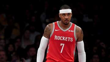 Matt Thomas - Rockets Parting Ways with Carmelo Anthony