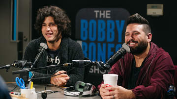 Bobby Bones - Dan + Shay Enjoy Watching Hallmark Movies & DWTS