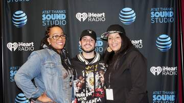 Photos - Russ Meet and Greet Photos in the AT&T Thanks Sound Studio