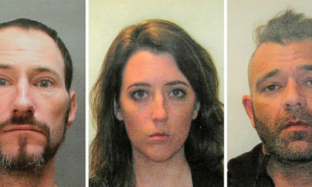 National News - New Jersey Couple & Homeless Man Allegedly Made Up Story, Report Says