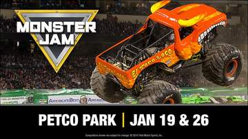 None - Monster Jam Returns to Petco Park | San Diego