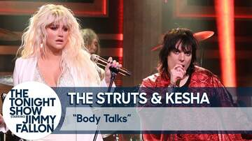 Jeremy - WATCH: The Struts On The Tonight Show