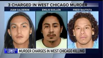 Chris Michaels - 3 charged in man found dead outside West Chicago