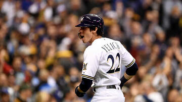 Brewers - Christian Yelich wins National League MVP Award