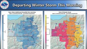 Syracuse Storm Center Blog - Holy Snow! CNY Is Getting Dumped On