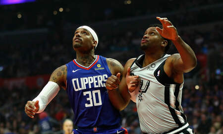SPURSWATCH - Clippers Hold Off Spurs