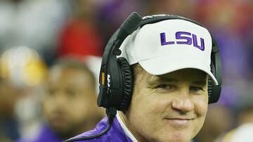 Louisiana Sports - LSU, Miles Agree To $1.5M Buyout Settlement