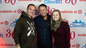 Cities 97.1 Sampler 30 - PHOTOS: Tim Mahoney - Meet & Greet