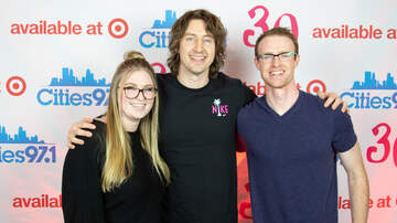 Cities 97.1 Sampler 30 - PHOTOS: Dean Lewis - Meet & Greet