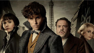 The Good, the Bad and the Gossip - WATCH: Epic Trailer For Fantastic Beasts The Crimes Of Grindelwald