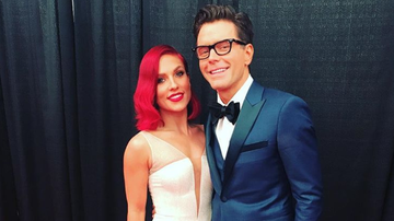 Bobby Bones - Bobby and Sharna Will Get Mirror Ball Tattoos If They Win DWTS