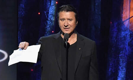 Rock News - Steve Perry Is Suing to Prevent Release of Solo Demos, Report Says
