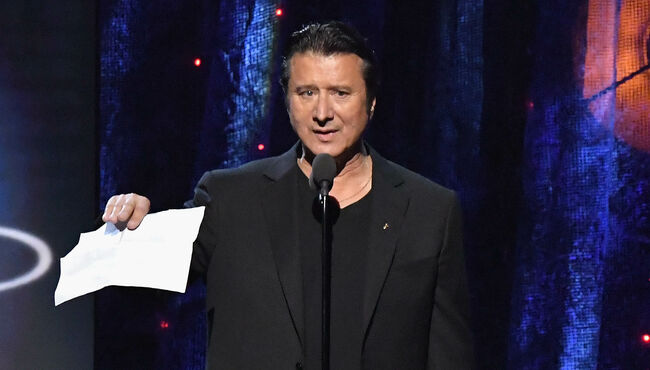 Steve Perry Is Suing to Prevent Release of Solo Demos