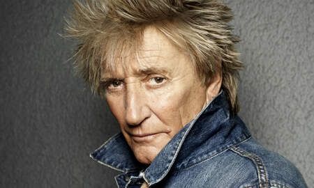 Entertainment News - Rod Stewart to Perform at Intimate LA Concert: How to Stream Live