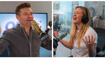 "Ryan Seacrest - Ellie Goulding Teases ""Saddest Song"" Ever, Performs Live: Watch"