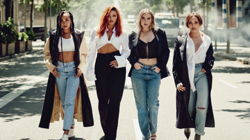 Entertainment News - Little Mix Drop New Album 'LM5' Featuring Nicki Minaj, Sharaya J & Kamille