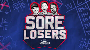 Bobby Bones - Check Out Lunchbox, Eddie & Ray On The Sore Losers Podcast