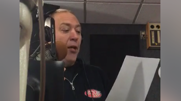 Corey & Patrick In The Morning - The Friday Rant - from inside the studio!